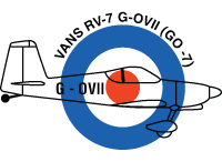 G-OVII Vans RV-7 www.go-7.co.uk